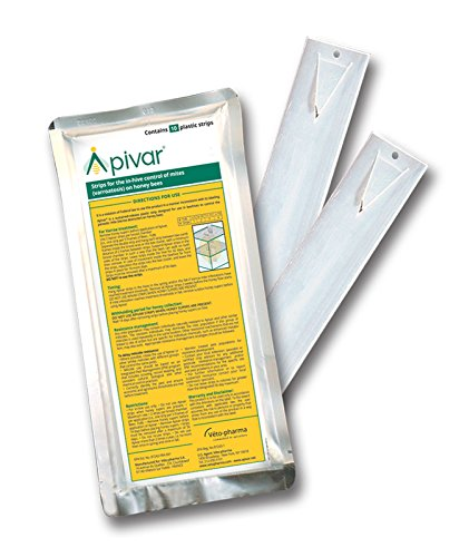 Mann Lake DC-799 Apivar (10 Pack)