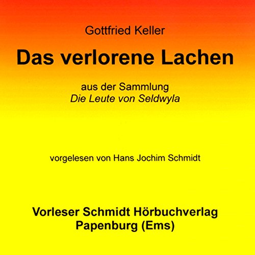 Das verlorene Lachen audiobook cover art