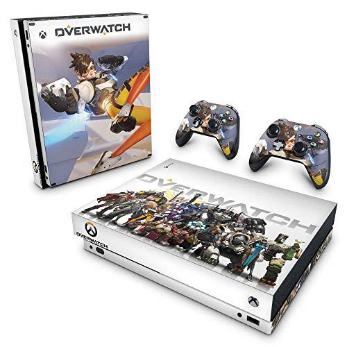 Skin Adesivo para Xbox One X - Overwatch