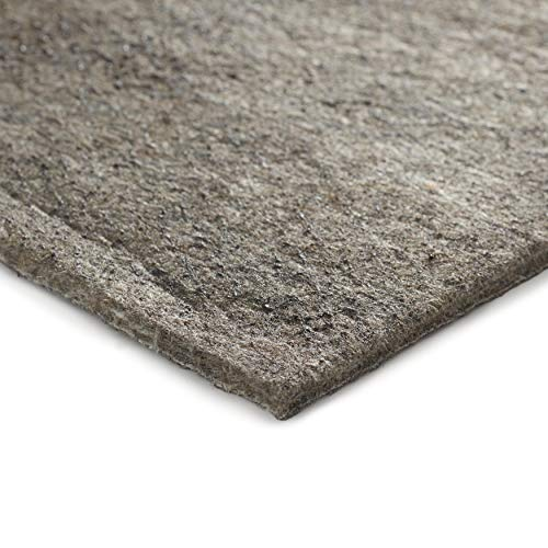 Safavieh PAD130 Durable Hard Surface and Carpet Non-Slip Rug Pad, 9-Feet by 12-Feet