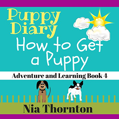 How to Get a Puppy: Puppy Diary audiobook cover art