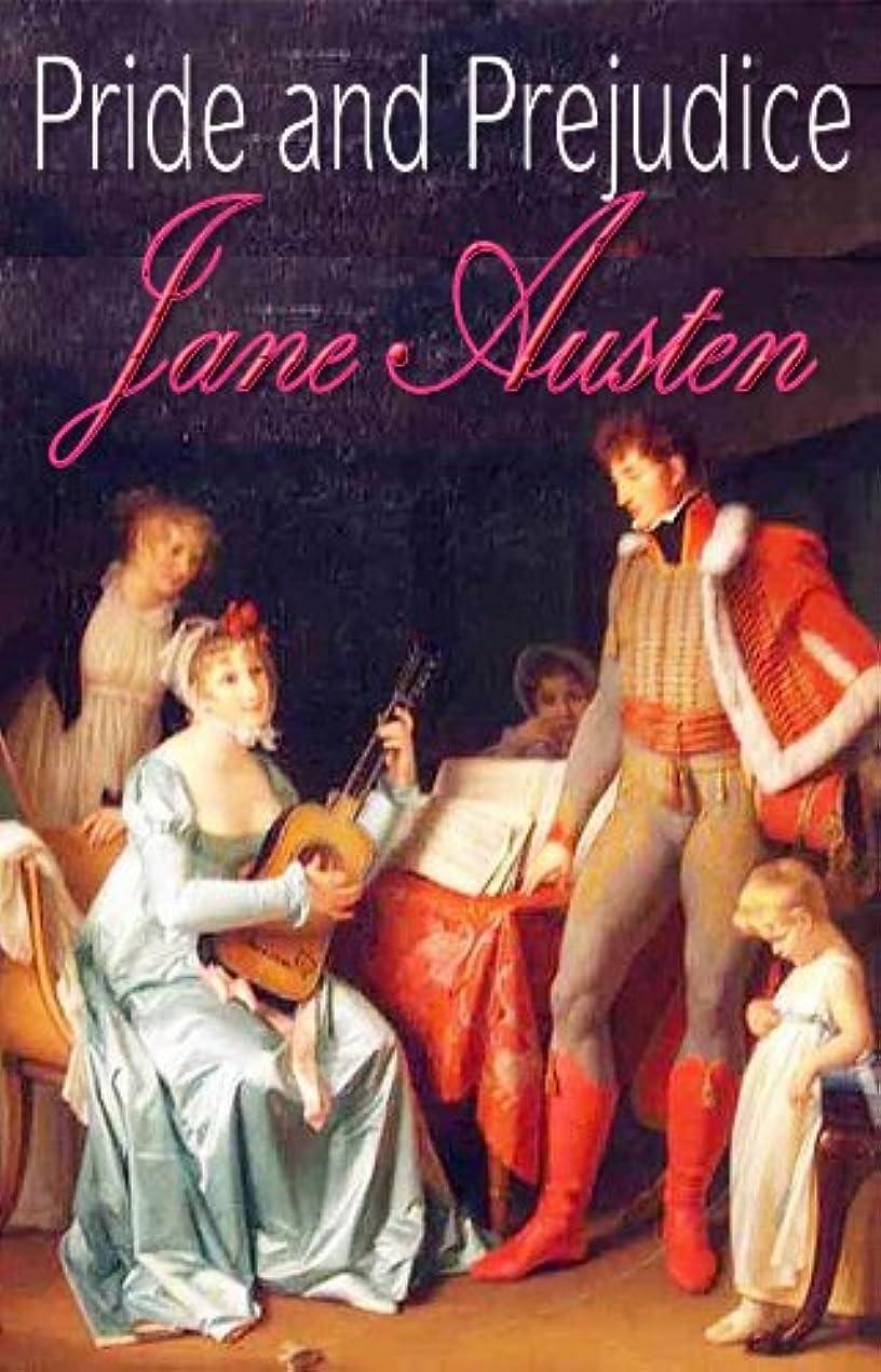 ブラウンバストたぶんPride and Prejudice : With Austen for Beginners A Memoir of Jane Austen (Illustrated ) (English Edition)