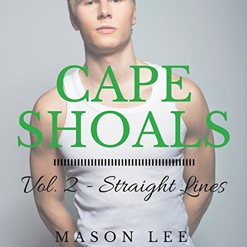 Cape Shoals: Vol. 2 - Straight Lines audiobook cover art
