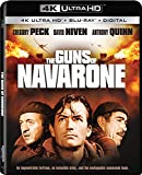 The Guns of Navarone [4K UHD] [Blu-ray]
