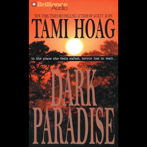Dark Paradise audiobook cover art