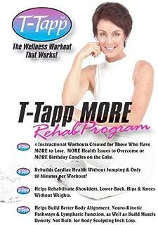 T-Tapp MORE Rehab Program DVD