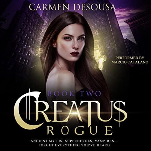 Creatus Rogue cover art
