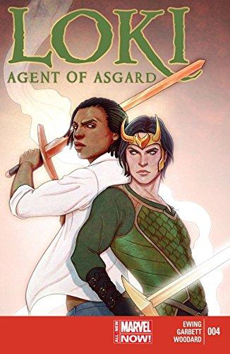 Loki: Agent of Asgard #4 (English Edition)
