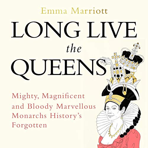 Long Live the Queens cover art