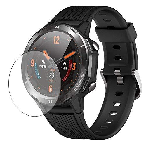 Vaxson 3 Unidades Protector de Pantalla, compatible con LETSCOM/Lintelek 1.3' ID216 smart watch [No Vidrio Templado Carcasa Case ] TPU Película Protectora
