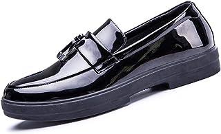 [HYF] ビジネスシューズ メンズ レザー 結婚式 靴 紳士靴 柔軟 超軽量 滑り止め 耐摩耗 男性革靴