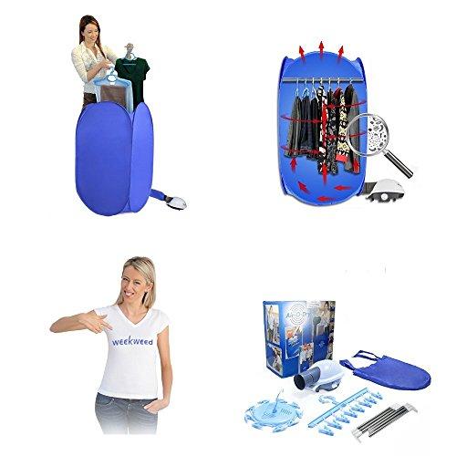 Secador de ropa portátil WeekWeed