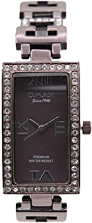 Omax Dress Watch For Women Analog Stainless Steel - 00LM07F55I