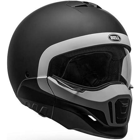 Bell Broozer Cranium Matte Helmet Flip Up S Auto