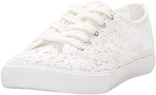 David's Bridal Crochet Lace Sneakers Style Carrson