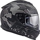 FLY Racing Sentinel Ambush Helmet, Motorcycle Helmet for Men and Women (CAMO/Grey/Black)