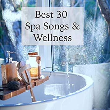 Best 30 Spa Songs & Wellness - Nature Ambient Chill & Oriental Lounge Wellness Music for Spa