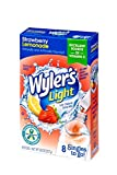 96 TOTAL SERVINGS: Each case contains 12 boxes of Wyler's Light, each box has 8 tasty packets of Wyler's Light Lemonade water enhancer giving you a total of 96 refreshing single servings. A HEALTHIER CHOICE: Wyler's Light Singles To Go are sugar free...