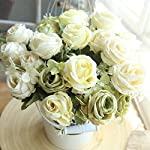 multi-candy-3-packs-artificial-flowers-with-ceramic-vase-silk-rose-flower-arrangementswedding-bouquet-white-greenical-flower-for-home-party-decoration-whitegreenwhite-vase