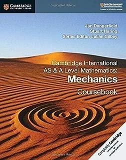 Cambridge International AS & A Level Mathematics: Mechanics Coursebook (Cambridge Assessment International Education)