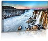 Premium Poster Foto XXL - Natur - Landschaft - Island -