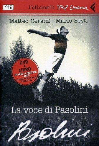 La Voce DI Pasolini Libro + DVD