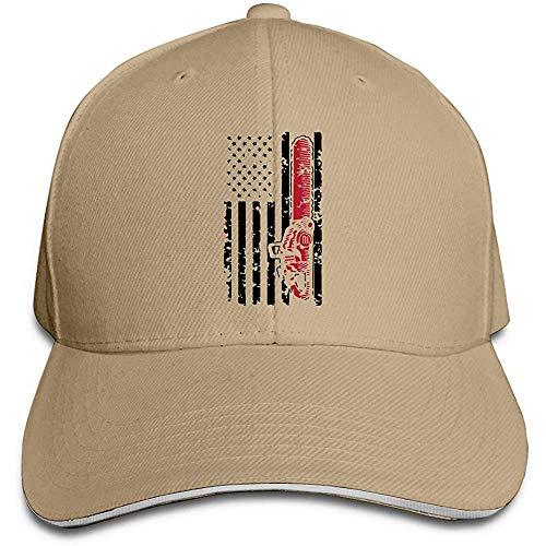 Dale Hill Baseball Cap Halloween Kettensäge Flag-1 Cotton Dad Hat Verstellbare Retro Sport Fan Caps