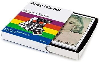 Kidrobot - Andy Warhol Polaroid - 11 Reproductions