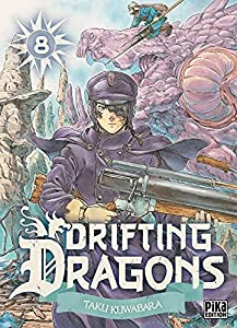 Drifting Dragons Edition simple Tome 8