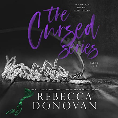 The Cursed Series, Parts 1 & 2 audiobook cover art