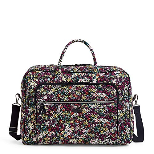 Vera Bradley Women's Signature Cotton Grand Weekender Travel Bag