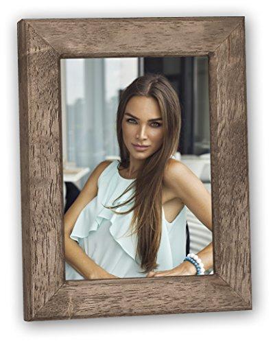 ZEP mq1481 Elmas fotolijsten hout grijs 20 x 25 cm