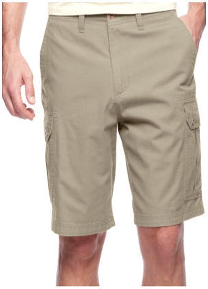 Club Room Shorts, Ripstop Cargo Shorts Patrol Khaki 32