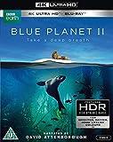 Blue Planet II (4k UHD Blu-ray + Blu-ray) [Blu-ray]