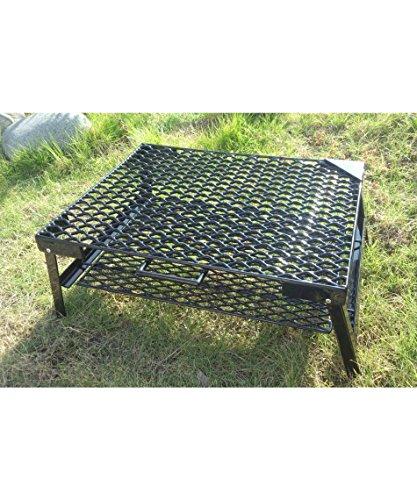 ネイチャートーンズ The Rhombus Mesh Table M パールブラック (RM-M-B) キャンプ テーブル Nature tones