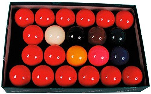 Aramith Snooker BŽLLE 57,2 mm