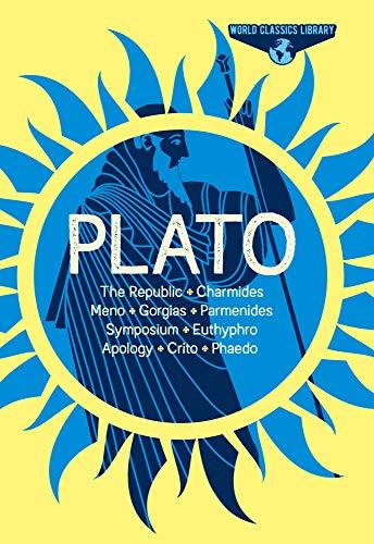 World Classics Library: Plato: The Republic, Charmides, Meno, Gorgias, Parmenides, Symposium, Euthyphro, Apology, Crito, Phaedo (Arcturus World Classics Library) (English Edition)