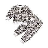 Baby Girl Sorry Boys Daddy Says No Dating Shirt & Pants Set Overalls Outfit Gray