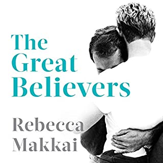 The Great Believers                   By:                                                                                                                                 Rebecca Makkai                               Narrated by:                                                                                                                                 Michael Crouch                      Length: 18 hrs and 17 mins     1 rating     Overall 5.0