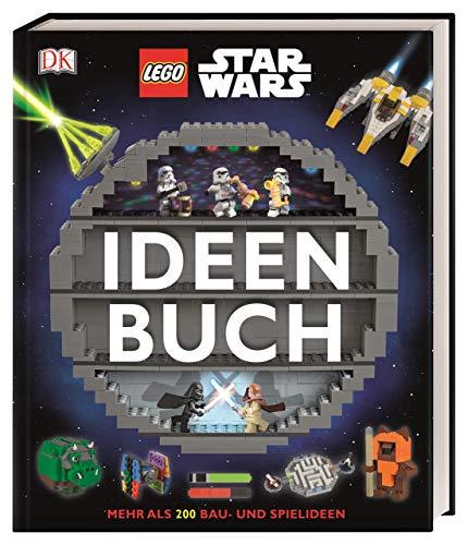LEGO® Star Wars™ Ideen Buch: Mehr als 200 Bau- und Spielideen