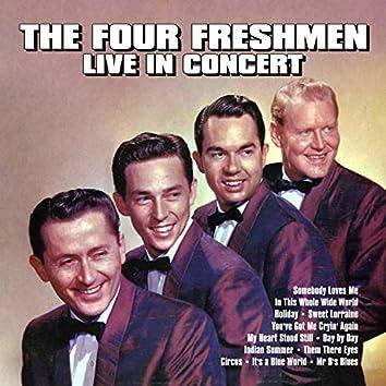 The Four Freshmen (Live)