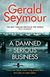 A Damned Serious Business (English Edition)