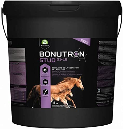 Audevard Bonutron Stud G1-L6 cheval 18 kg