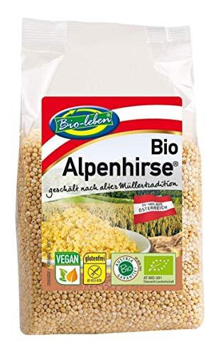 Mijo dorado austríaco pelado, ecológico sin gluten 2,4 kg