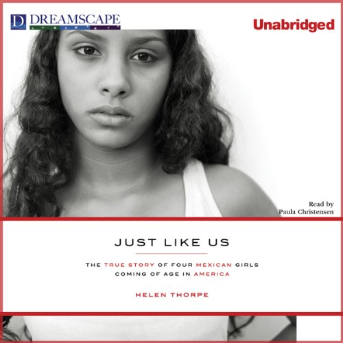 Just Like Us audiobook cover art