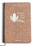 Miss Wood Châteaux de la Loire–Cuaderno de notas (corcho