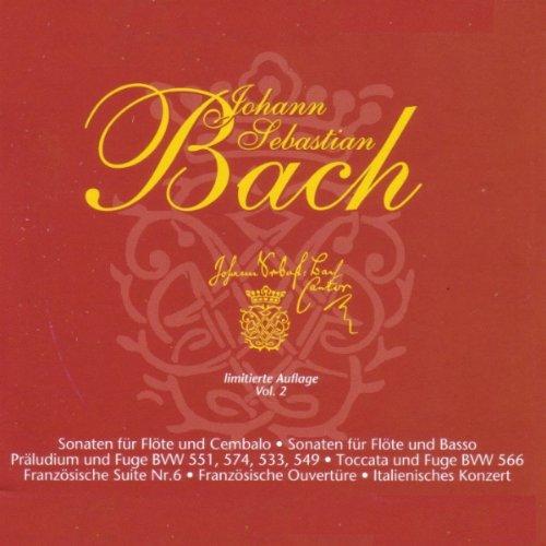 Sonate für Flöte und Basso continuo, e-moll, BWV 1034 - Allegro