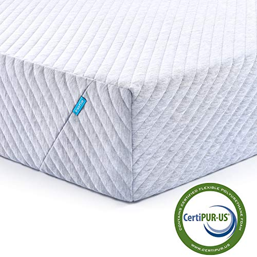 Inofia 8 Inch Memory Foam Single Mattress review