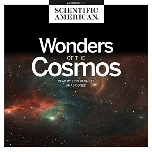 Wonders of the Cosmos audiobook cover art