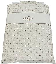【西川 リビング】日本製 ベビー羽毛組布団 10点セット ミッフィー プチブラウン3 1515-50092【洗濯機で洗える羽毛ふとん】